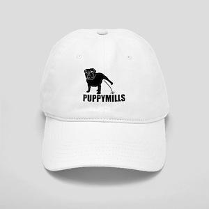 BULLDOG [pee on] PUPPYMILLS Cap